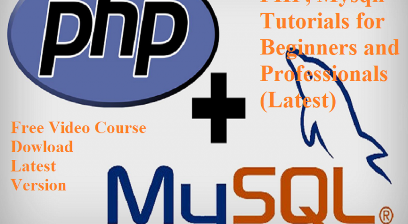 PHP, Mysqli Tutorials for Beginners and Professionals