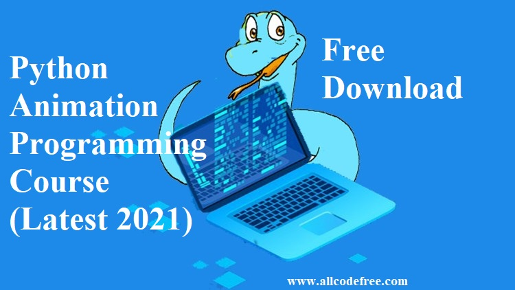 Free Download Python Animation Programming Course