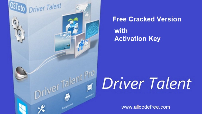 Driver Talent Pro Crack with Latest Activation Keys 2021