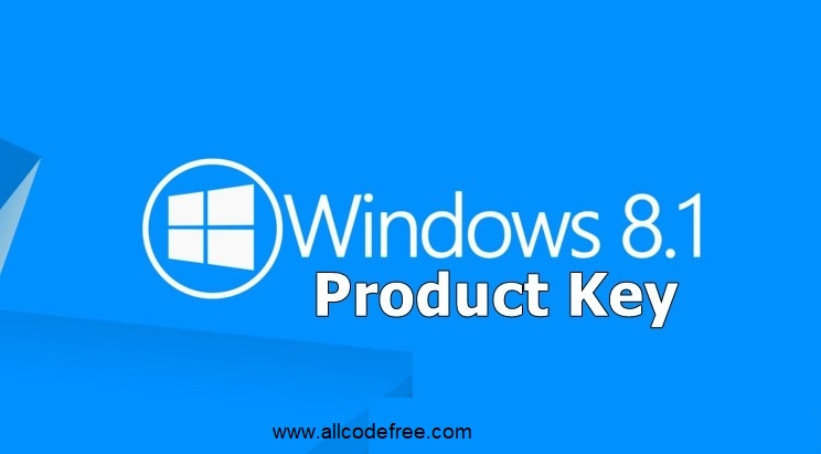 Windows 8.1 Product Key with Registration Code Crack 2021
