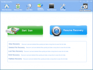 Wise Data Recovery Key