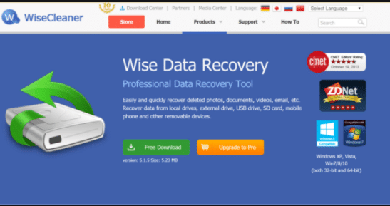 Wise Data Recovery Crack with Serial Key Download Free Latest
